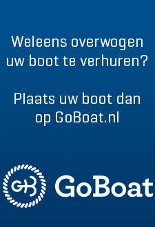 boot verhuren via goboat