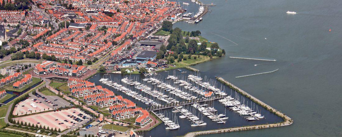 jachthaven marina volendam